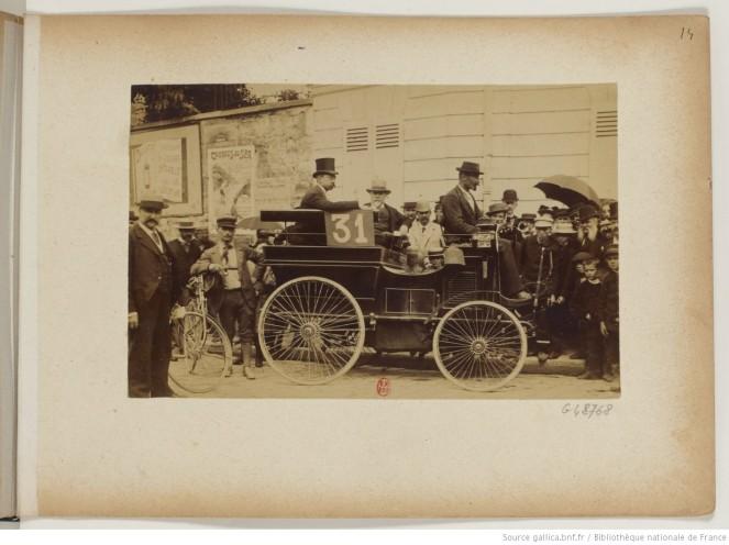 photo 14 n°31 Les fils de Peugeot frères pétrole 4 places