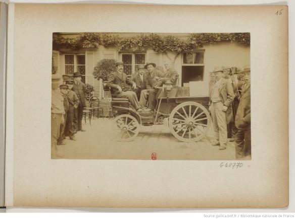 photo 16 n°44 Mr de Prandières vapeur 4 places